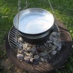 Gemeinsame Erlebnisse ermöglichen - Kulinarisch und in Gemütlichkeit um dem Feuer sein