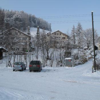 Normalität und Alltag: Unser Lebensraum im Winter